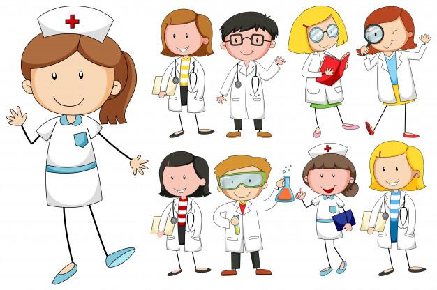 happy nurses